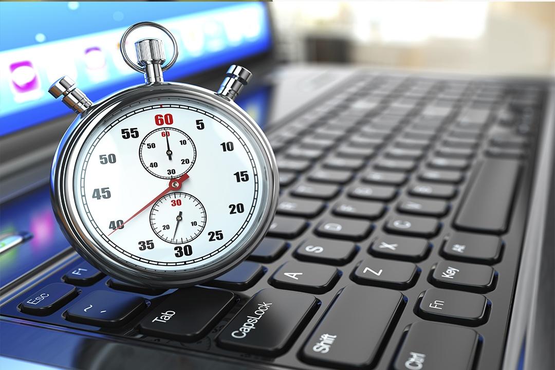 Faster Laptop